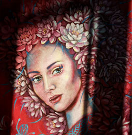 pintura-acrilico-sobre-tela-compaixao